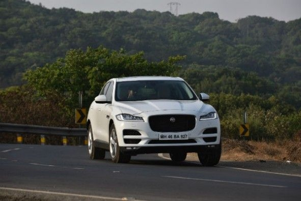 Few SUVs can match the handling prowess of the F-Pace