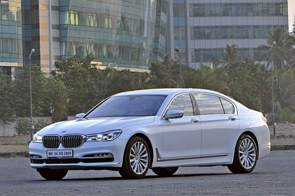 The 740Li is the most affordable version of the BMW 7-series.