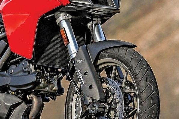 Ducati Multistrada 950 front suspension