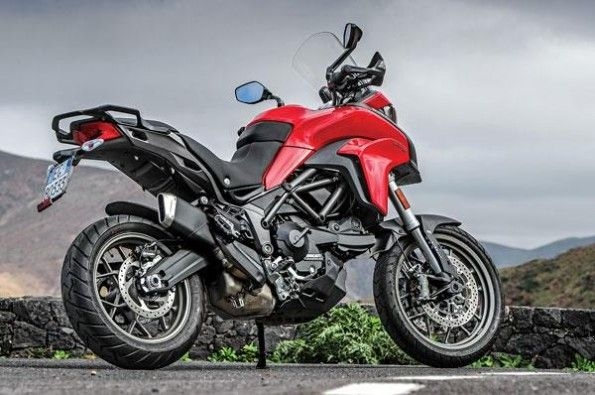 Ducati Multistrada 950 rear