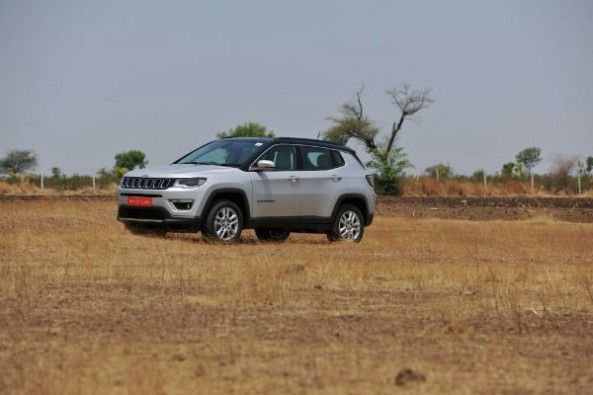 Jeep Compass front static