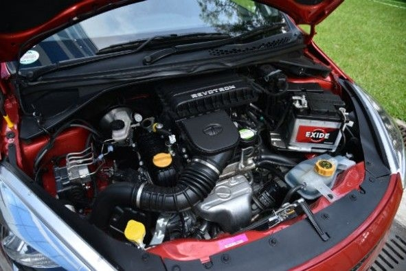 Tata Tiago AMT engine