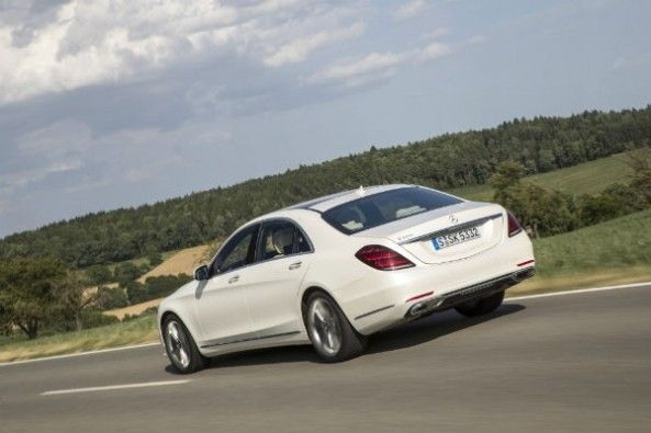 Ride comfort is a step above the current car, which is already one of the best riding cars in its class.