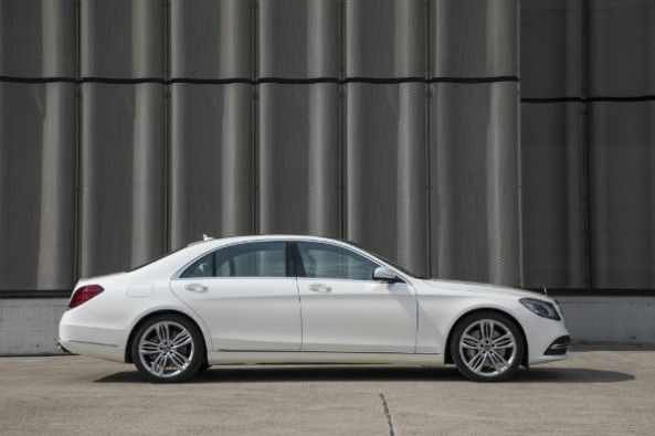 India will only get the long-wheelbase version of the S-class