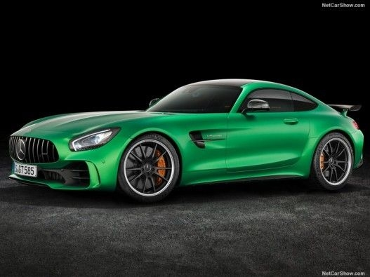 The GT R is the range-topper in the AMG line-up
