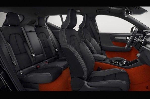 Interiors are best suited towards four.
