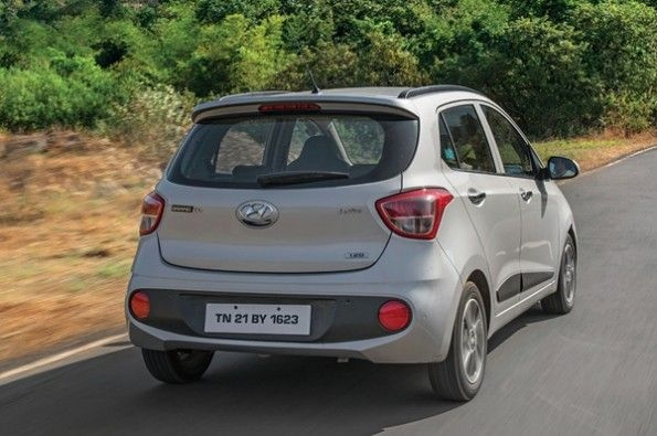 The i10 has a quirky design.