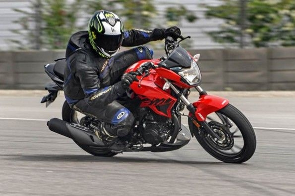 The handling and ride are the most impressive features of the Xtreme.