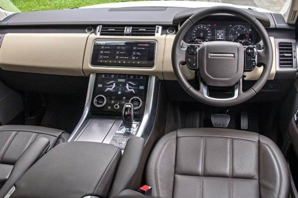 The interior is now much nicer.