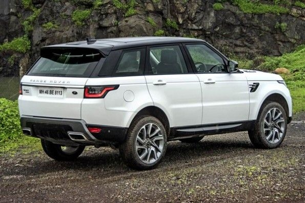 The SUV looks similar to the older model.