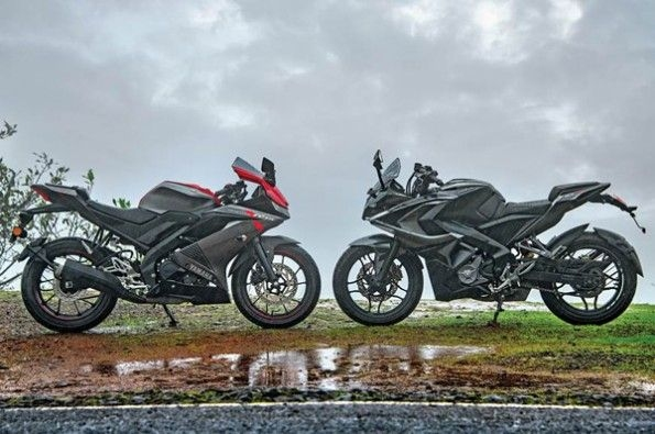 Both bikes are very capable in their own right.