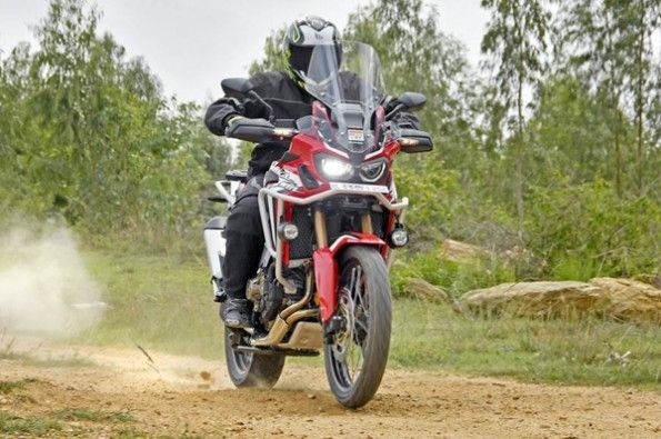 The Africa Twin is one of the best in bikes in its segment.