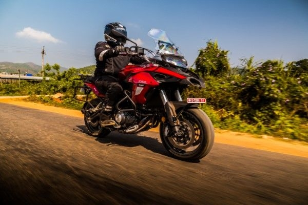 Benelli TRK 502, 502X Review