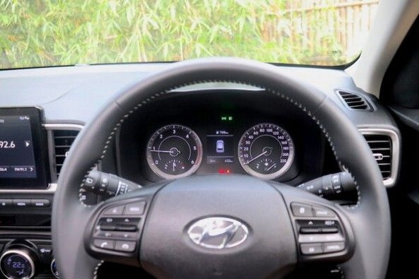 Hyundai Venue SUV Steering Wheel