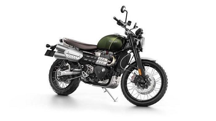 Triumph Scrambler 1200 XC Review