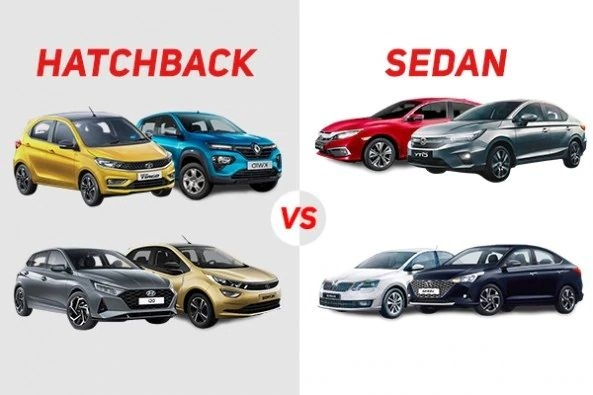 What Are The Major Differences Between Sedan and Hatchback