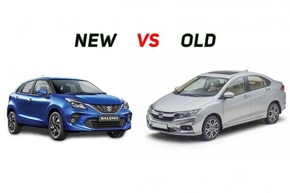 Buy new or old car