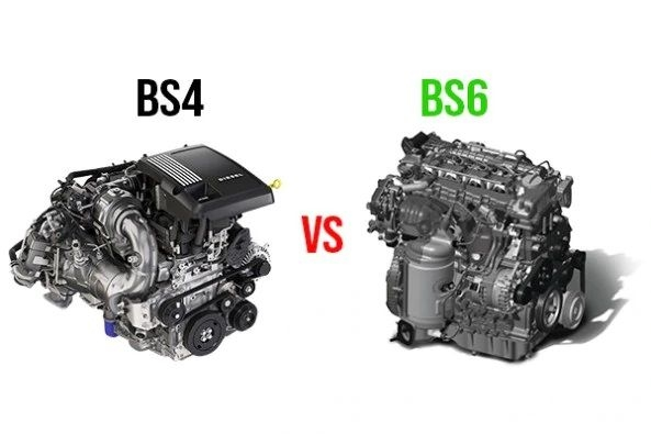 How BSIV Is Different From BSVI Engine BS4 BS6 Performance