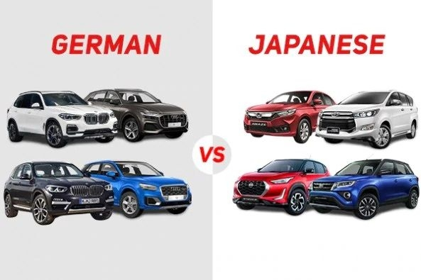 Which Is Better Japanese or German Cars Brands in India