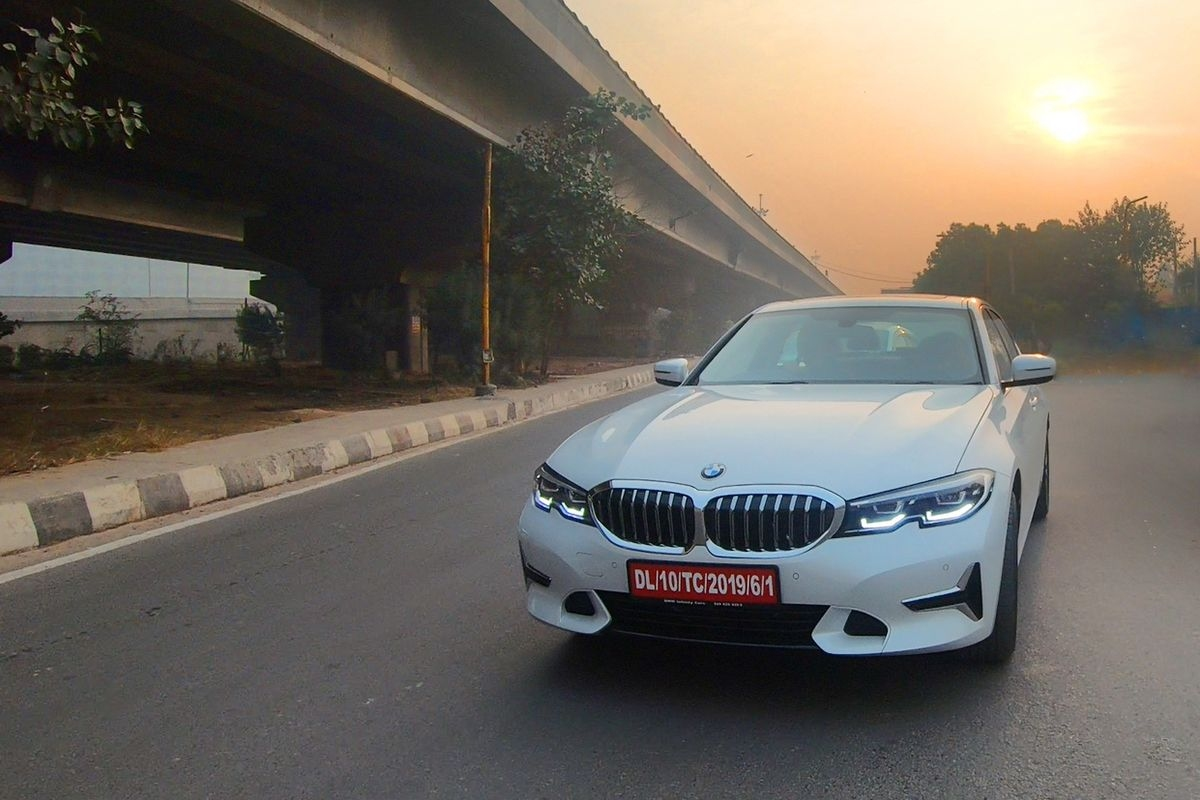 BMW 3 Series Gran Limousine First Drive Report