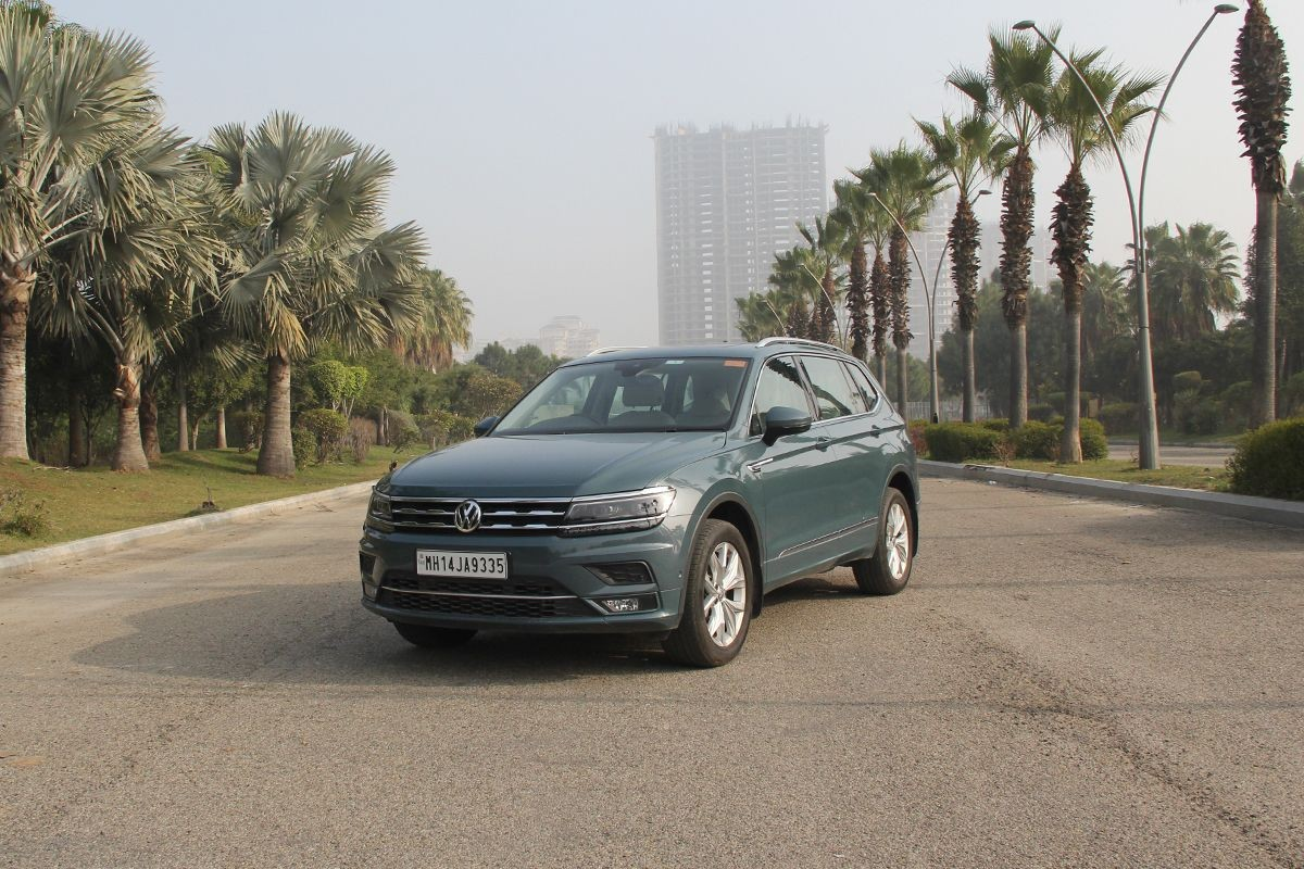 Volkswagen Tiguan All-Space