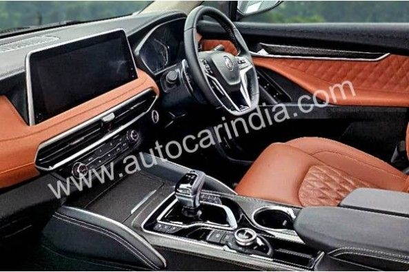 MG Gloster Interiors