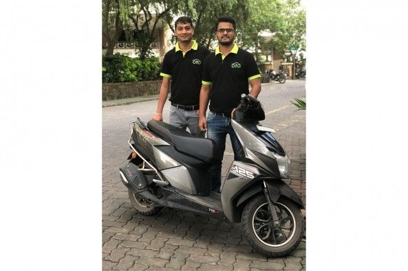 Sumit and Harsh Cofounder of Pure EV