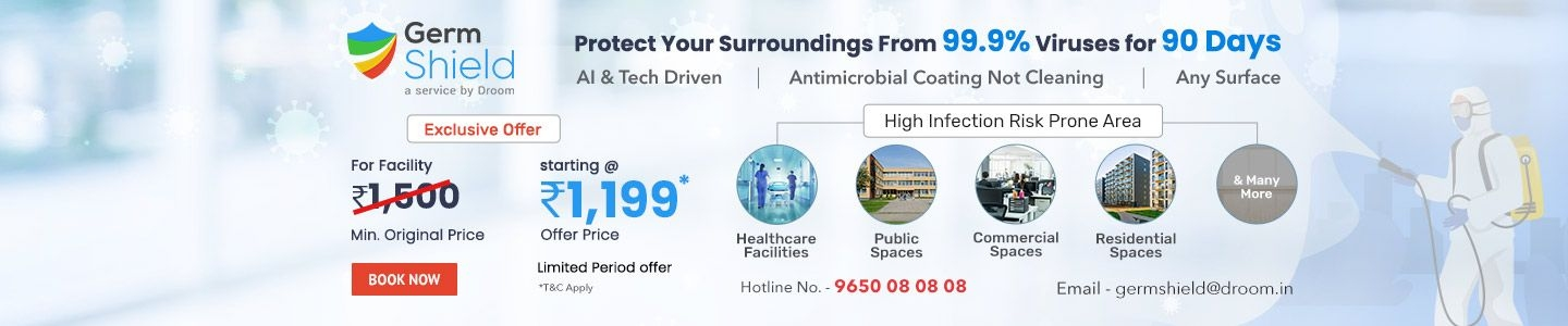 Exclusive Offer - Germ Shield