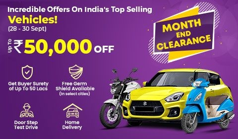 Month End Clearance   Droom