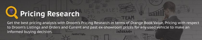 Vehicle Pricing Research