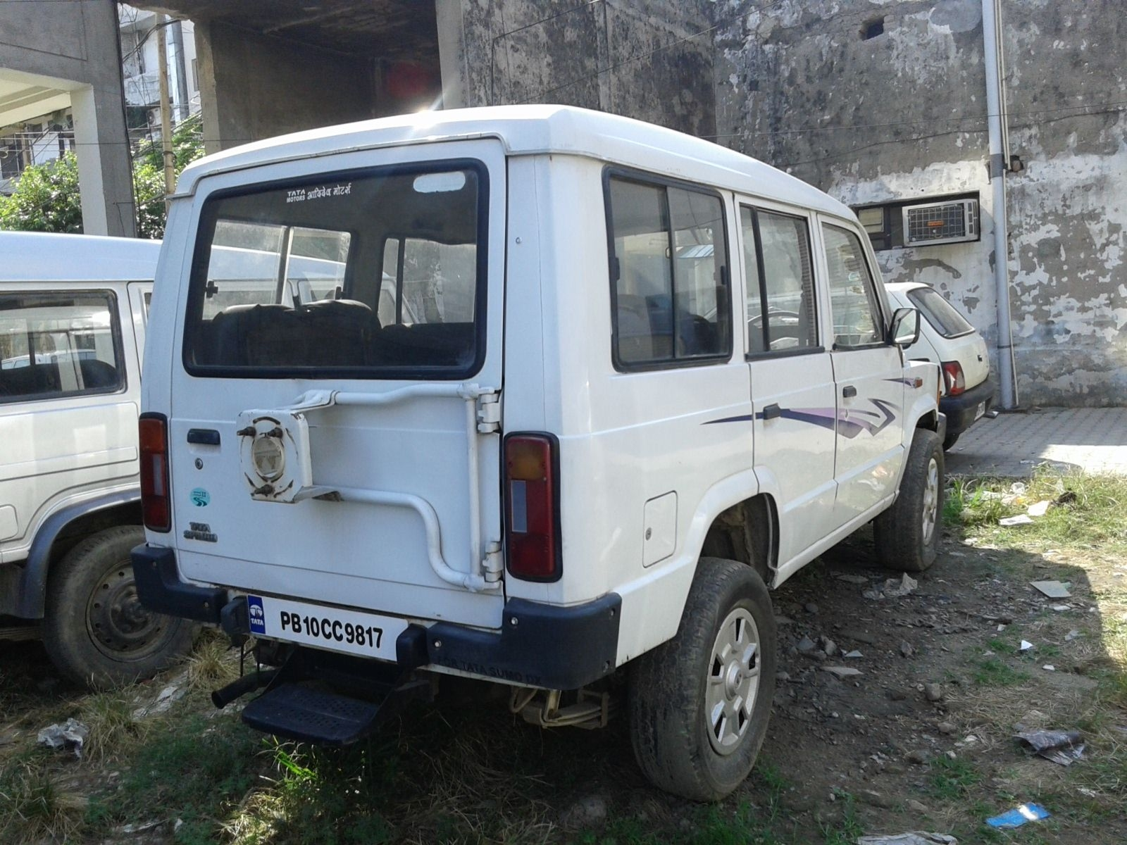 Tata Sumo SPACIO GOLD 2007