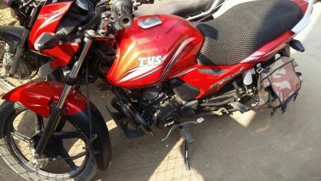 TVS Star City 110cc 2014