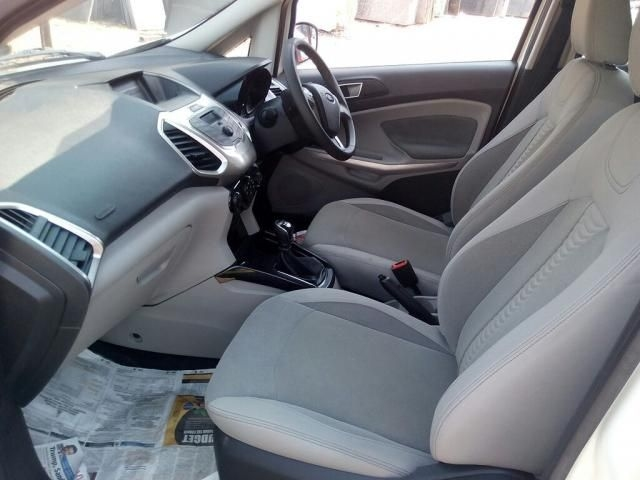 Ford EcoSport Trend 1.5L Ti-VCT 2012