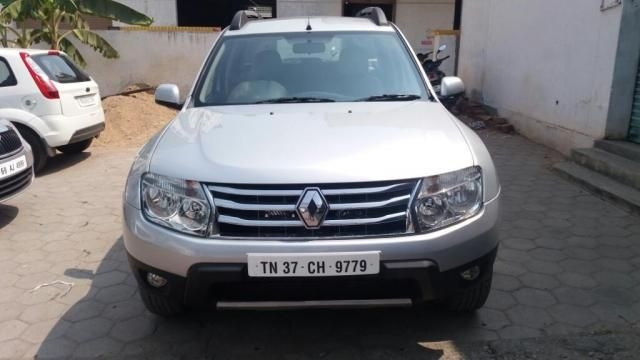 Renault Duster RxZ Plus 2013