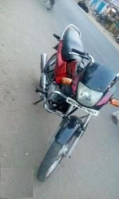 Hero Passion 100cc  2008
