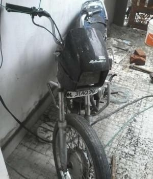 Hero Splendor Plus 100cc 2006