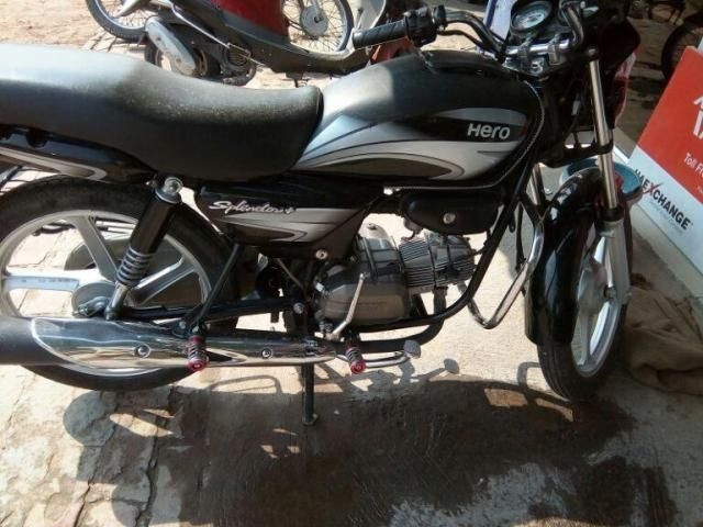 Hero Splendor 100cc 2015