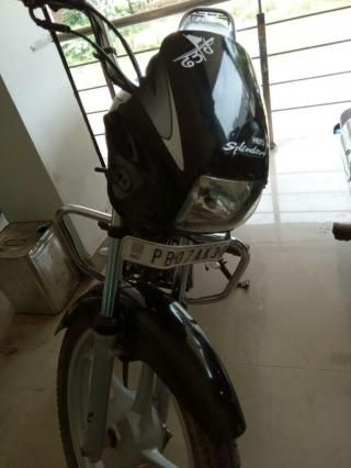 Hero Splendor 100cc 2014