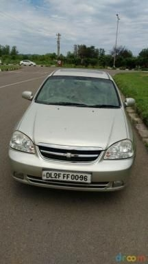 Chevrolet Optra LT 1.8 AT 2007