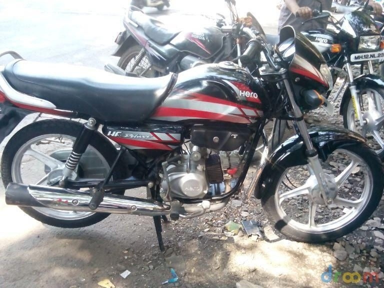 Hero Hf Deluxe Eco Bike For Sale In Pune Id 1415454958 Droom