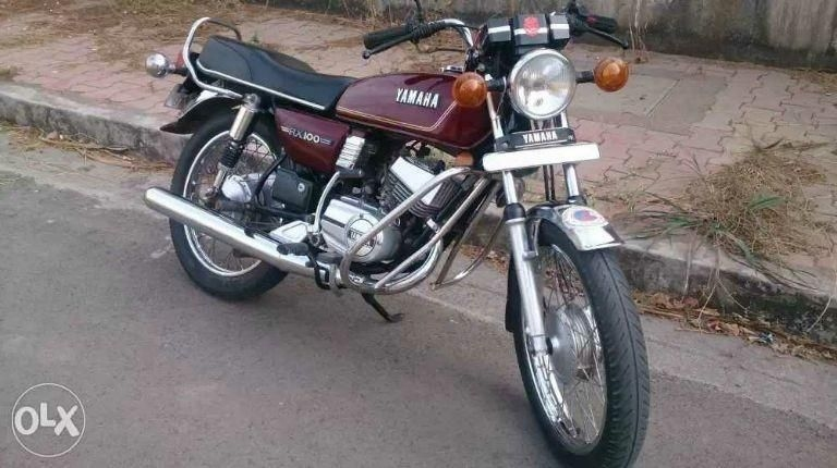 Yamaha Rx 100 Bike For Sale In Mumbai Id 1415559837 Droom