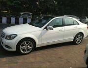 Mercedes-Benz C-Class C 200 BlueEFFICIENCY 2013