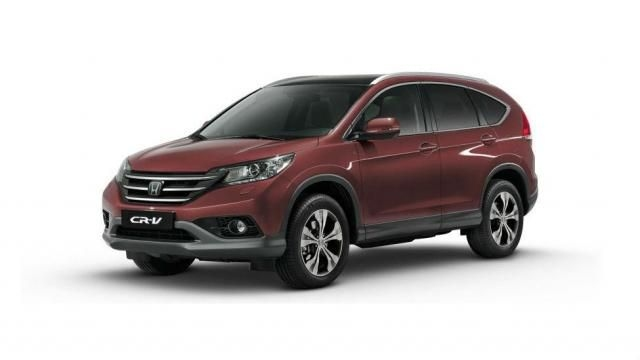 Honda CR-V 2.0L 2WD AT 2020