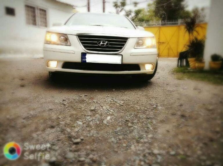 Hyundai Sonata Transform 2.0 CRDi MT 2010