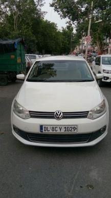 Volkswagen Vento 1.2 TSI Highline  AT 2012