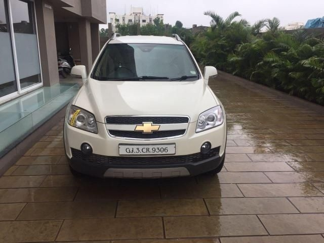 Chevrolet Captiva LTZ AWD 2.2 2008