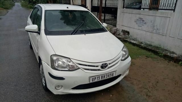 Toyota Etios GD SP 2013