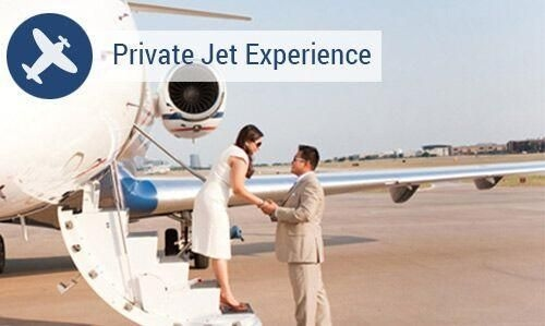 Aerial Rentals - Gift a private jet experience on a private jet