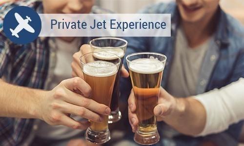 Aerial Rentals - Bachelor/ Bachelorette party on a private jet