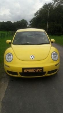 Volkswagen Beetle 2.0 AT 2011